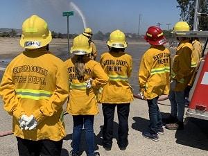 Junior Fire Academy