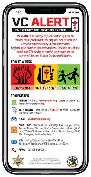 VC Alert Info Card