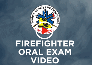 Firefighter Oral Exam Video