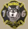 Patrol 16 patch