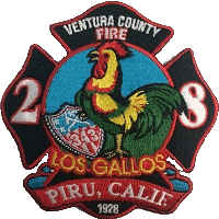 Station 28 patch