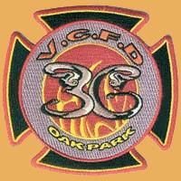 Station 36 patch