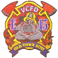 Station 45 patch
