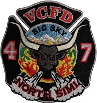 Station 47 patch