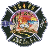 Station 51 patch