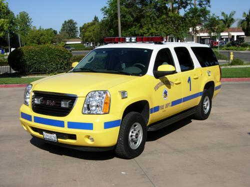 VCFD Command Vehicle