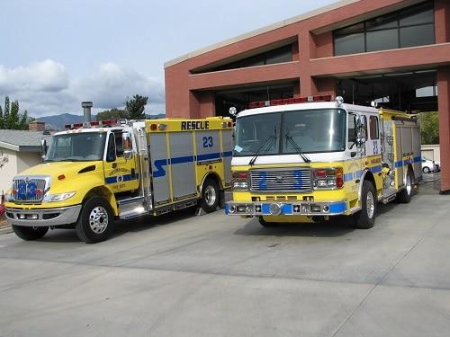 VCFD Rescue Engine