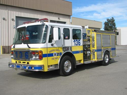 VCFD Reserve Engine