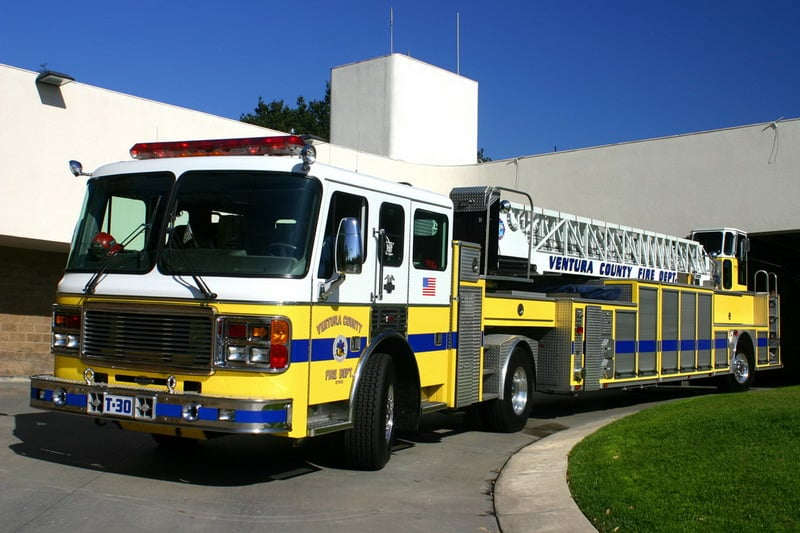 VCFD Truck 30