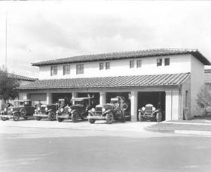 VCFD First Fire Station and Headquarters