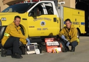 Paramedic Firefighters