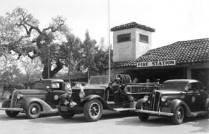 Thousand Oaks First Fire Station