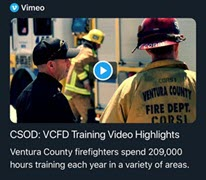 VCFD FF Training