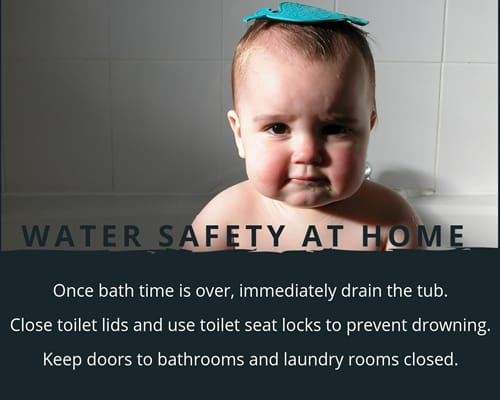 Water Safety at home