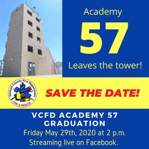 Academy 57 Virtual Graduation