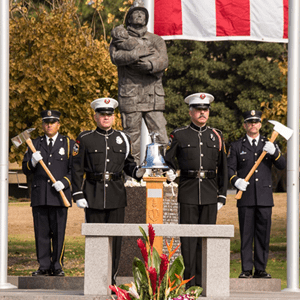Firefighters Memorial Tribute