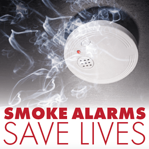 Smoke Alarms Save Lives
