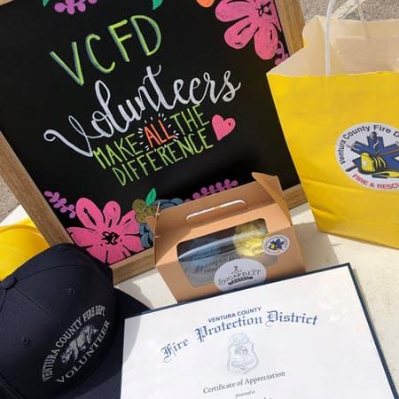 VCFD Volunteers