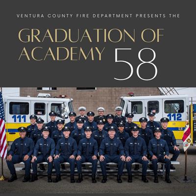 Academy 58 Graduation
