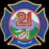 Station 21 patch